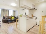 1 Furnished _ apartments _central Tokyo _ JR line yamanote _short term stay _hotel _BNB_Ikebukuro 202 LKw